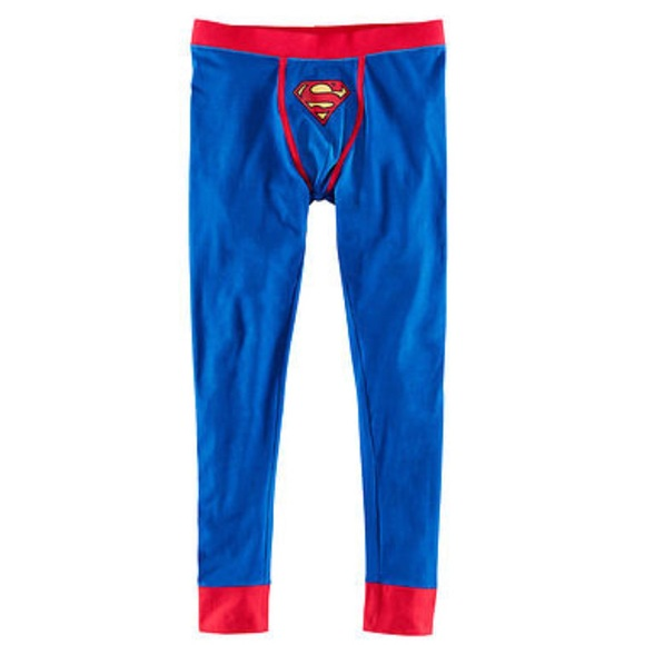 H&M Other - Brand New Rare Superman Long Johns